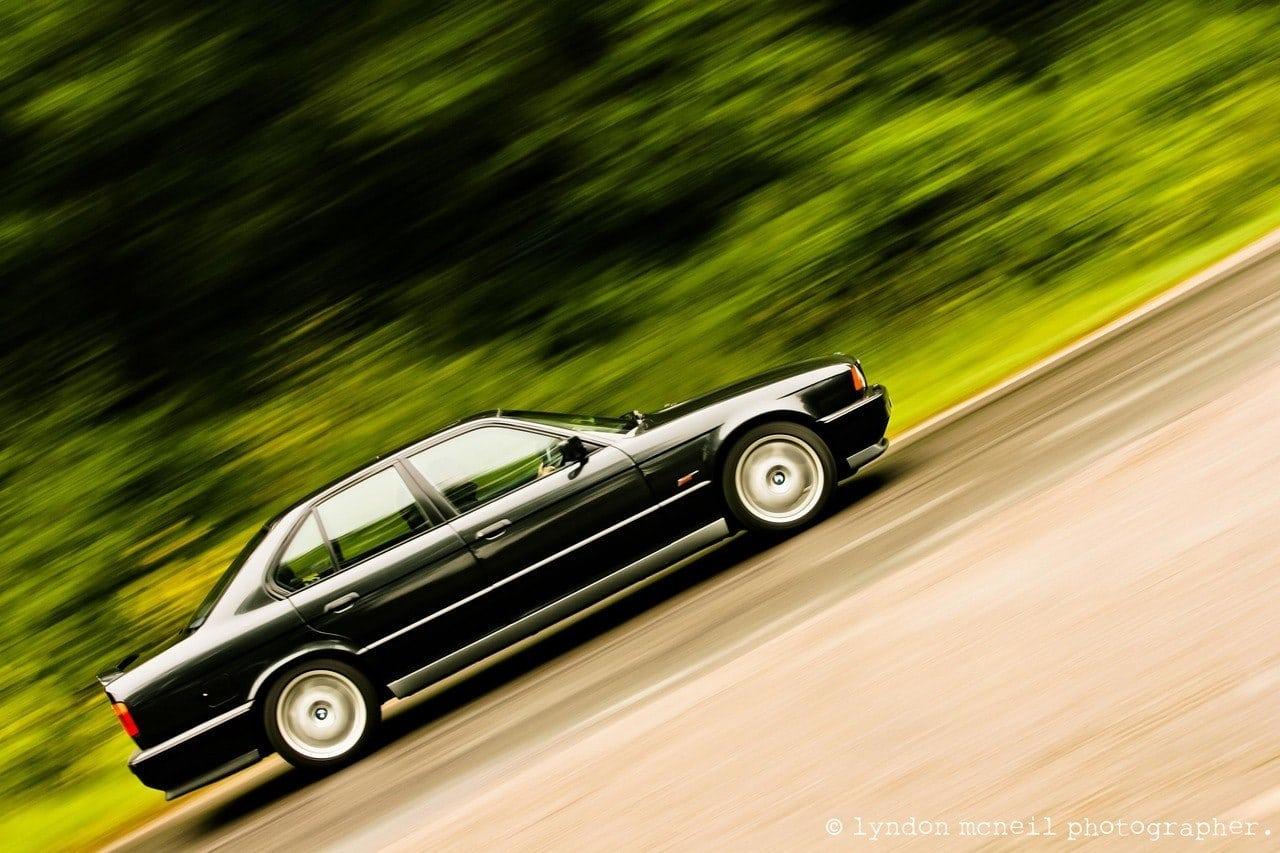 Шикарная M5 от фотографа Lyndon Mcneil