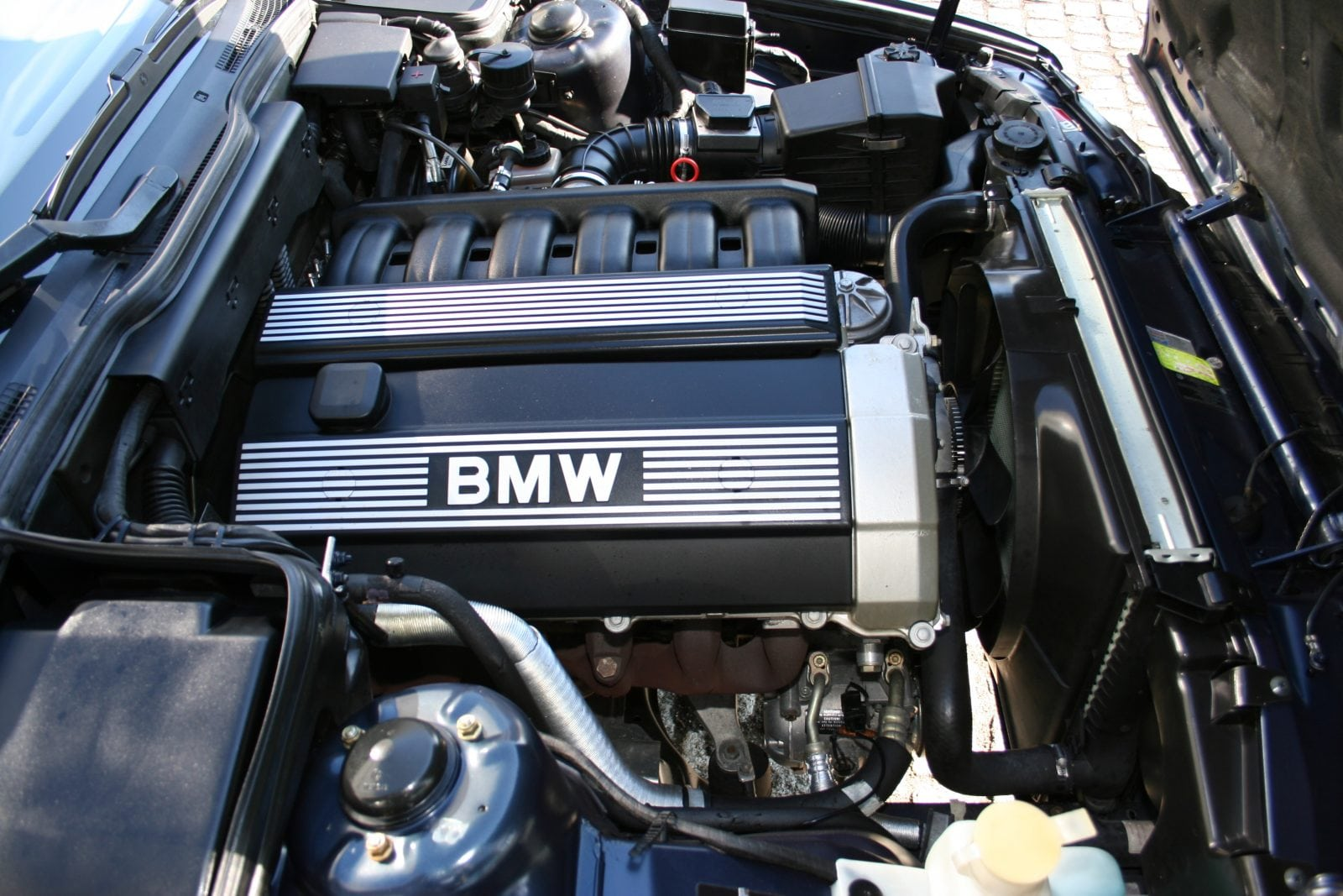 BMW M50, came to change M20