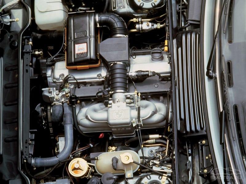 M30 engine used on 530i and 535i