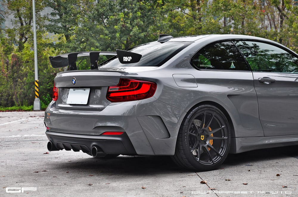 Manhart-Performance-BMW-M235i-with-HRE-P44SC-in-Satin-Black-11