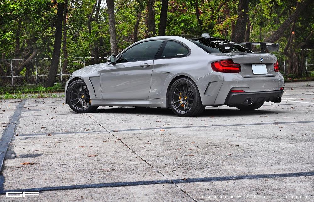 Manhart-Performance-BMW-M235i-with-HRE-P44SC-in-Satin-Black-2