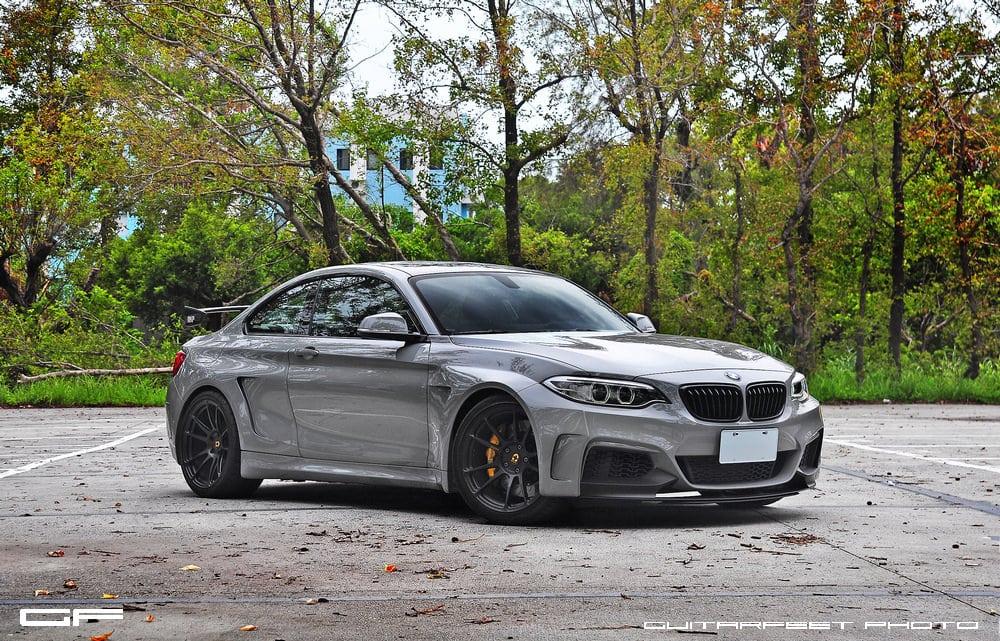Manhart-Performance-BMW-M235i-with-HRE-P44SC-in-Satin-Black-5