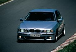 BMW M5 E39 Official Photos
