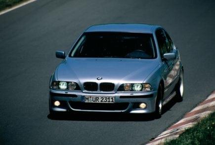 BMW M5 E39 Official Photos