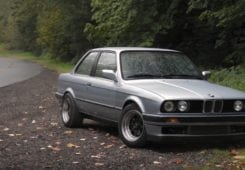 Turbo BMW E30 3 Series Is More than the Sum of Its Parts