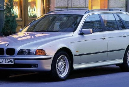 BMW 5 series E34 history and specifications