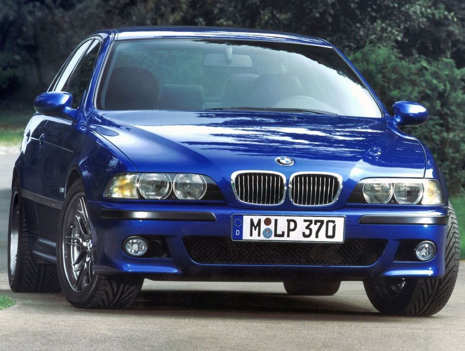 Bmw M5 E39s 1999 2003 Specs Speed Power Carbon Dioxide Emissions Fuel Economy And Performance