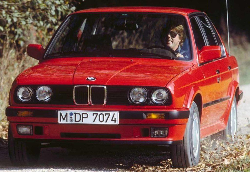 BMW 3 Series (E30) Limousine (09/87 - 06/91)