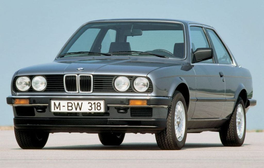 Bmw 3 Series E30 History And Specs