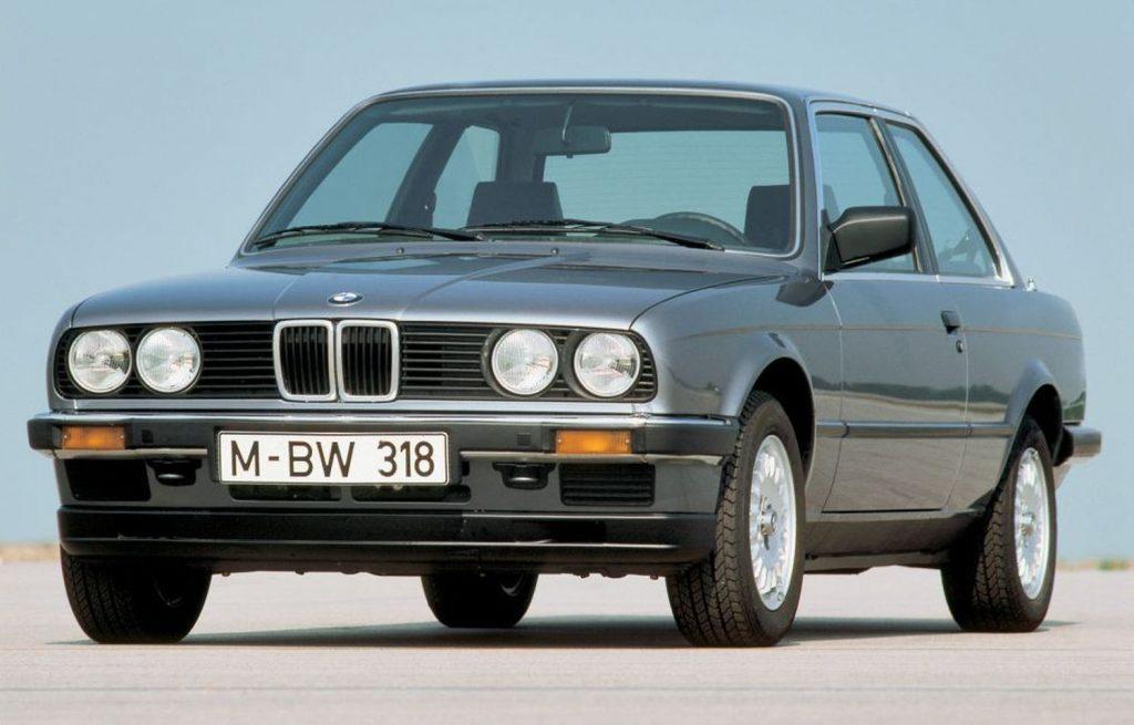 BMW 3 Series (E30) Limousine (12/82 - 09/87)