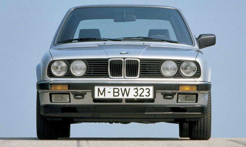 Bmw 320i E30 Automatik 1985 1987 Specs Speed Power Carbon Dioxide Emissions Fuel Economy