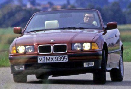 BMW 3 Series (E36) Cabrio (04/93 - 03/00)