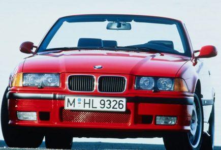 BMW 3 Series (E36) M3 Cabrio (09/95 - 08/99)