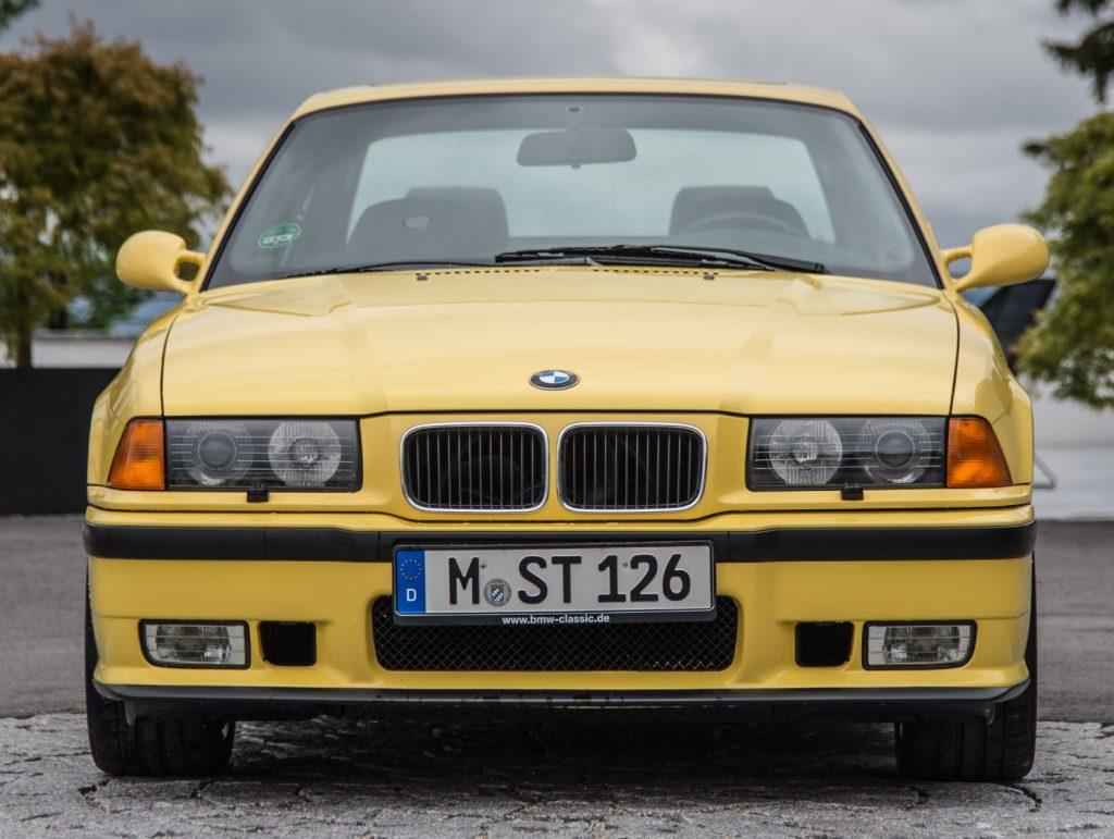 Bmw M3 Coupe E36 1995 1999 Specs Speed Power Carbon