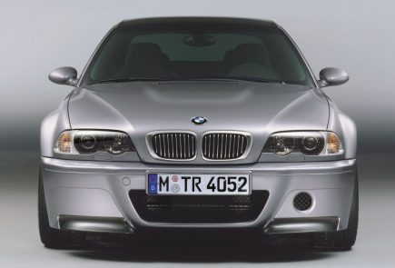 BMW 3 Series (E46) M3 CSL Coupe (05/03 - 12/03)