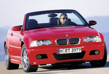 BMW 3 Series (E46) M3 Cabrio (04/01 - 11/06)