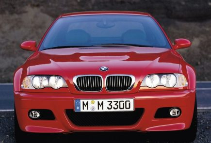 BMW 3 Series (E46) M3 Coupe (10/00 - 12/06)