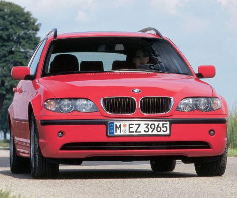 BMW 325i Touring E46 Edition Sport Automatic (2003