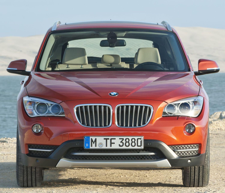 BMW X1 E84 SDrive18d XLine Steptronic (2012