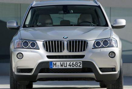 BMW X3 (F25) (11/10 - 03/14)